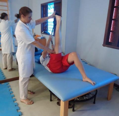 AquaFisioBH - Especialidades - Fisioterapia